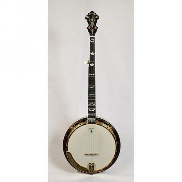 Custom Crafters of Tennessee Classic Maple Deluxe 5-String Banjo #1 image