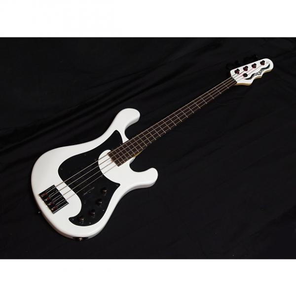 Custom DEAN Eric Bass Hillsboro 4-string BASS guitar new Classic White #1 image