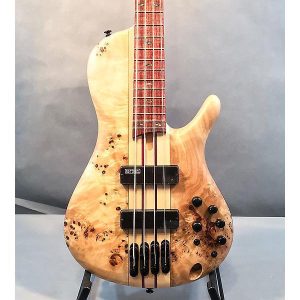 Custom Ibanez SRSC800-NTF Electric Bass #1 image