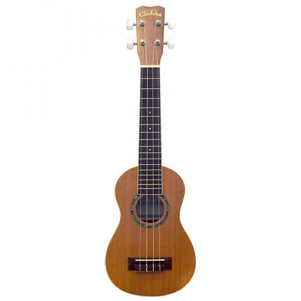 Custom Cordoba 15SM Soprano Ukulele #1 image