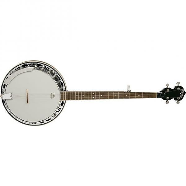 Custom Washburn B11K Five-String Banjo - Natural #1 image