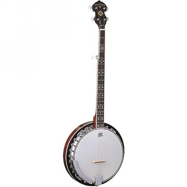 Custom Oscar Schmidt OB5 Mahogany 5-String Banjo #1 image