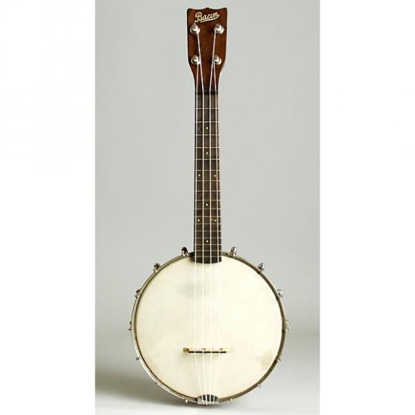 Custom Bacon  Style #1 Banjo Ukulele (1926), ser. #14989, NO CASE case. #1 image