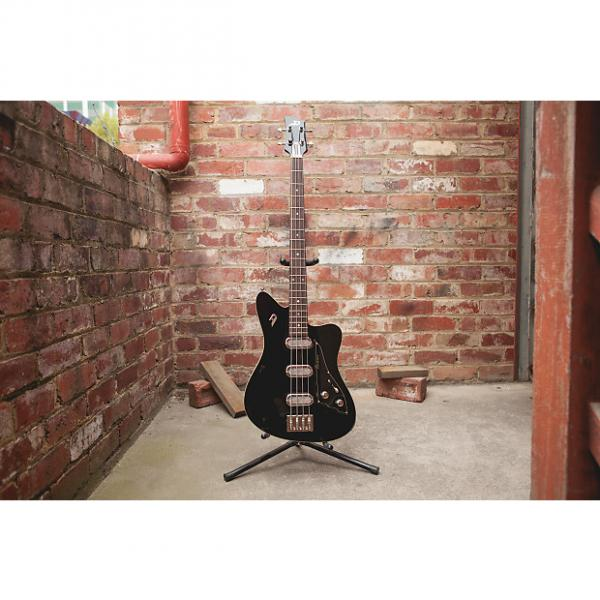 Custom Duesenberg Triton Bass 2015 Black #1 image