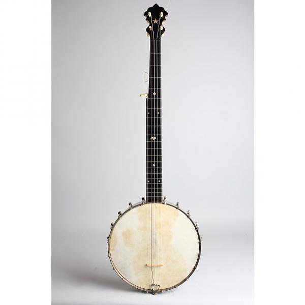 Custom S. S. Stewart  Universal Favorite #1 5 String Banjo (1894), ser. #15010, NO CASE case. #1 image