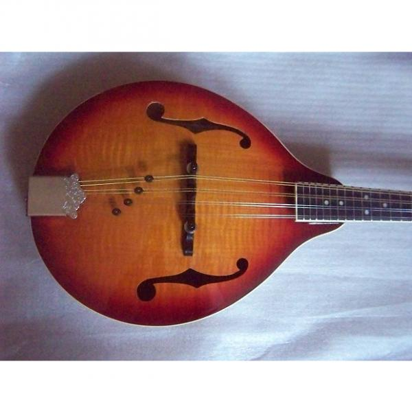 Custom Michael Kelly MKAPLUSCSB A-Plus Mandolin Cherry Sunburst #1 image