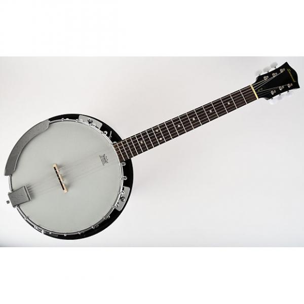 Custom Savannah SB-106 6 String Resonator Banjo Banjitar #1 image