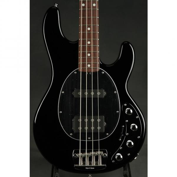 Custom Ernie Ball Music Man StingRay HS - Black #1 image