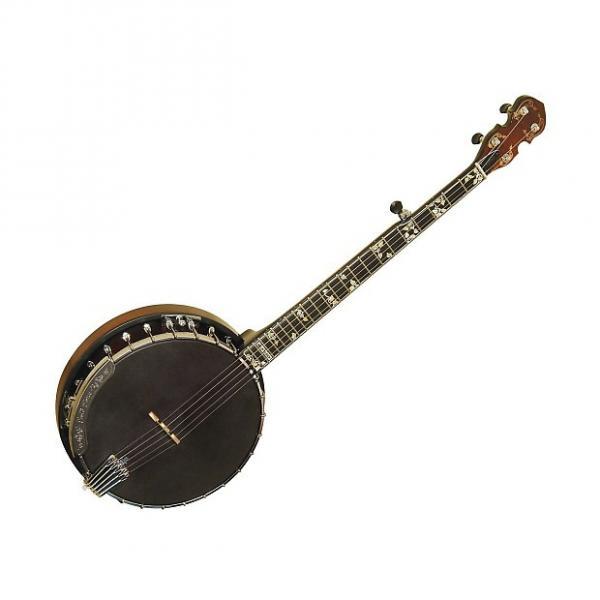 Custom Gold Tone Bela Fleck Series Baritone Banjo w/ Case #1 image