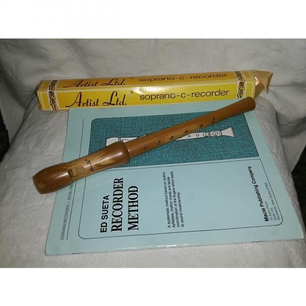 Custom RBI Artist Ltd Soprano C  Wood #1 image