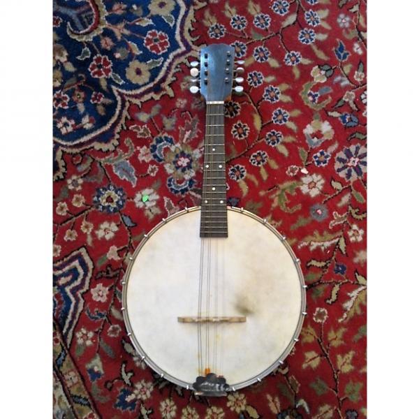 Custom Weymann Banjolin  Banjo mandolin  Vintage #1 image