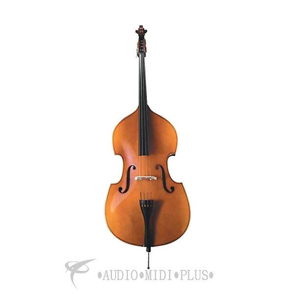 Custom Becker 3/4 Bass Outfit French Bow - 5000F-3/4-U - 00736021707276 #1 image