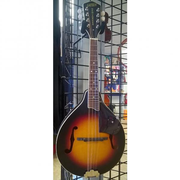 Custom Gretsch G9320 Acoustic/Electric Sunburst Satin #1 image