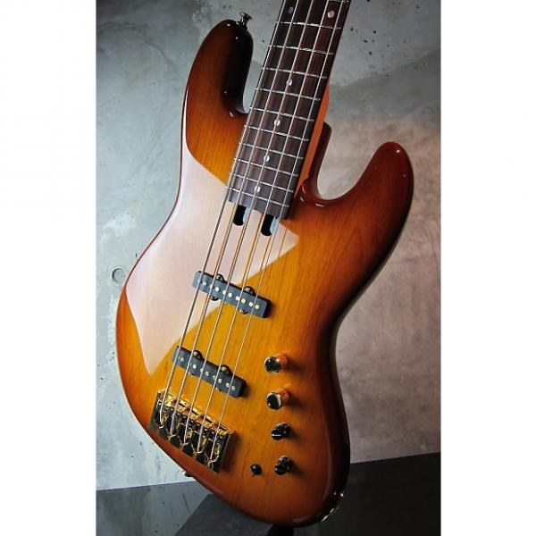 Custom Pensa 5-String Jazz Bass #1 image