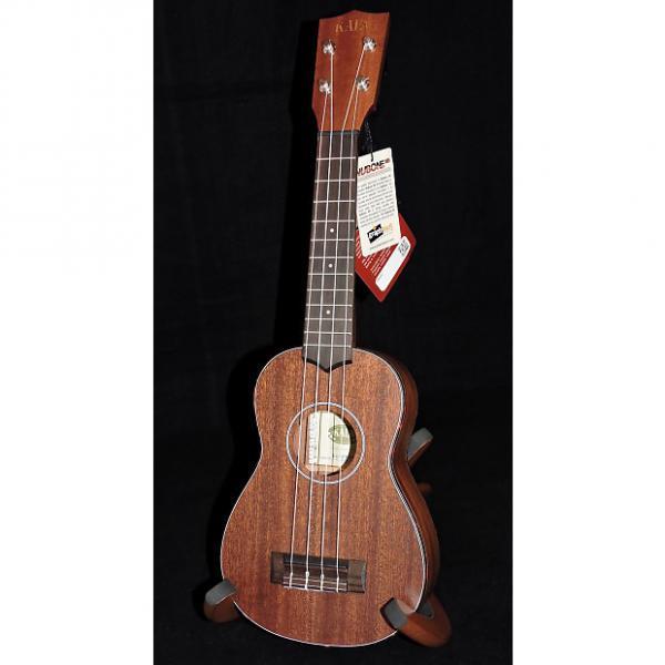 Custom Kala KA-SMHS Solid Mahogany Soprano Ukulele #1 image
