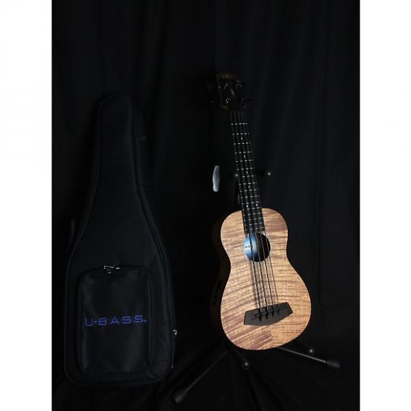Custom Kala U BASS EM-FS W/ Gig Bag #1 image