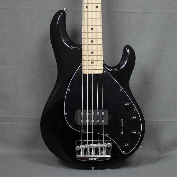 Custom NEW Ernie Ball Music Man StingRay 5 H 5-String Electric Bass Guitar w/ Case - FREE SHIP #1 image