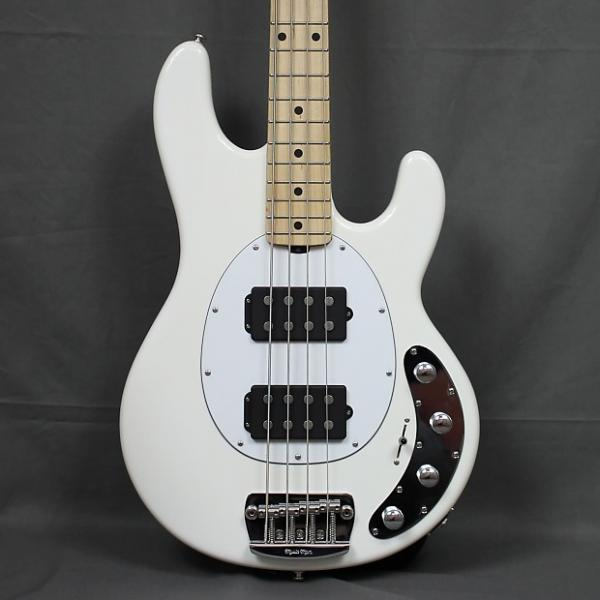 Custom NEW Ernie Ball Music Man StingRay 4 HH 4-String Electric Bass Guitar w/ Case - FREE SHIP #1 image