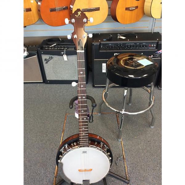 Custom J. Reynolds Banjo Wood #1 image