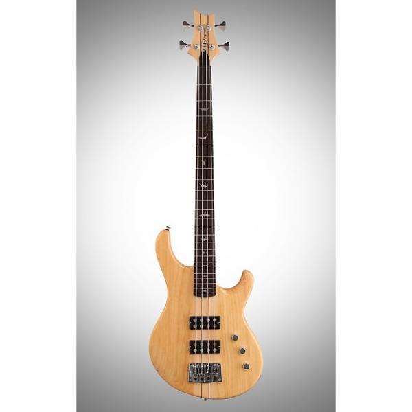 Custom PRS Paul Reed Smith SE Kingfisher Bass Guitar Natural SE-KING-N - BNIB - BM #1 image