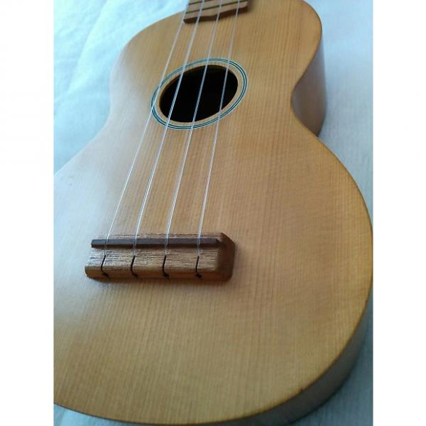 Custom Yamaha Ukulele No.80 1960s discovered in almost New condition #1 image