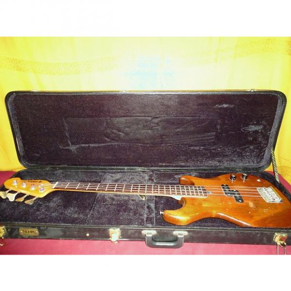 Custom Late 1970's Vintage Yamaha BB400 Electric Bass Guitar Made in Japan w/ HSC #1 image