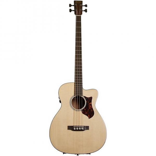 Custom Martin BCPA4 Acoustic Electric Bass #1 image