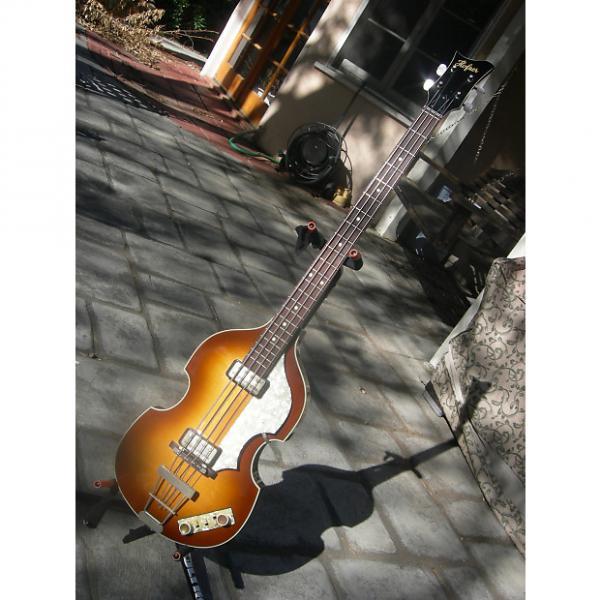 Custom Höfner 500/1 Violin Bass (AKA Beatle Bass) #1 image