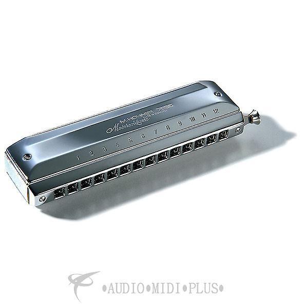 Custom Hohner Meisterklasse Pro 14-Hole Harp Chromatic Harmonica 7565-U - 00400912602918 #1 image