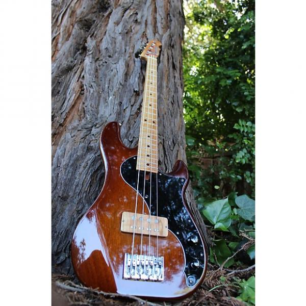 Custom Lambdin Guitars Custom Bass 2016 Sunburst #1 image