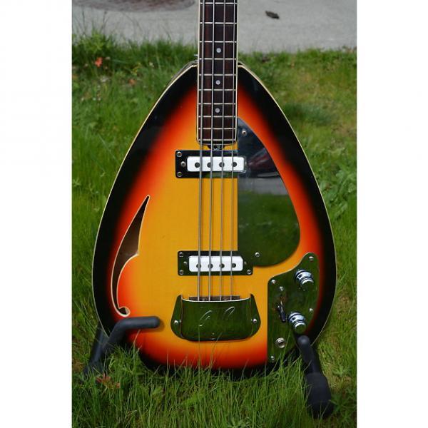 Custom Vox Brian Jones Teardrop 1967 3 Tone Sunburst #1 image
