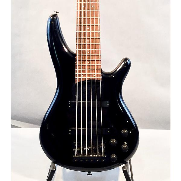 Custom Ibanez 1992 SR886 6-String Electric Bass USED #1 image