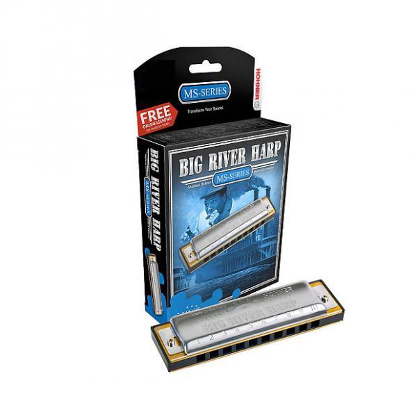 Custom Hohner 590BX-C Big River Key of C (New Other) #1 image