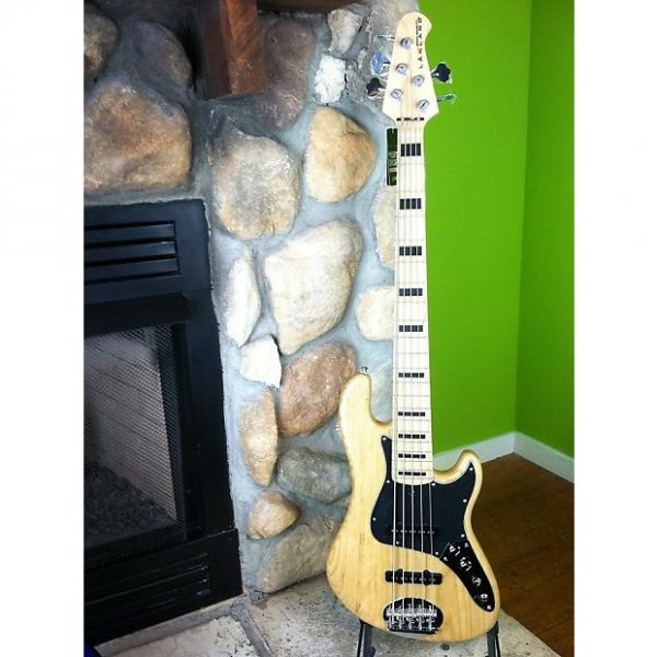 Custom New! Lakland Skyline DJ-5 Swamp Ash (w/ Free Shipping!)  Authorized Dealer #1 image