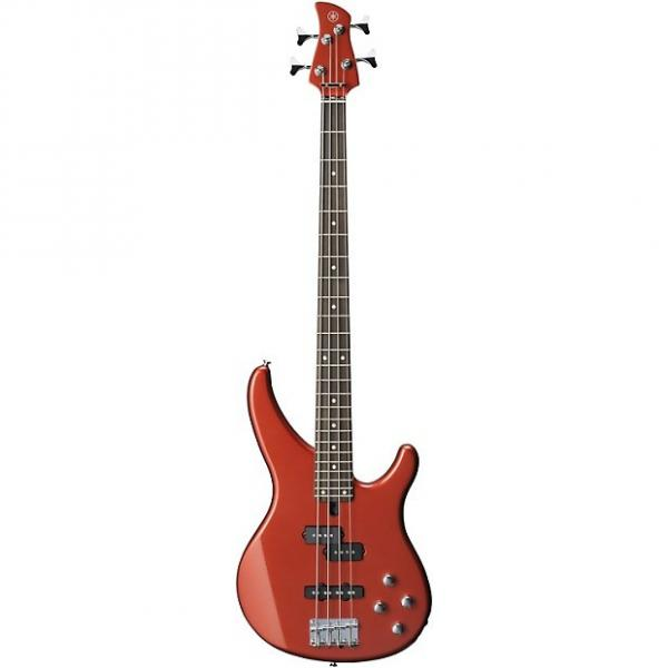 Custom Yamaha TRBX204 - Bright Red Metallic #1 image