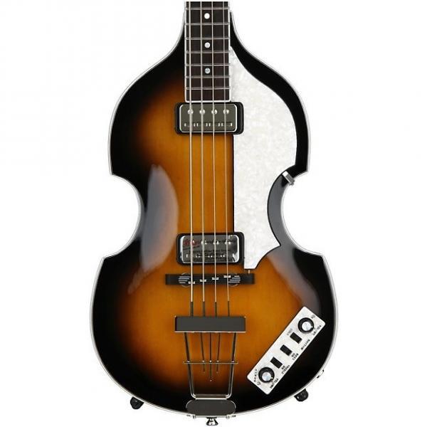 Custom Hofner Contemporary Violin Bass - Sunburst #1 image