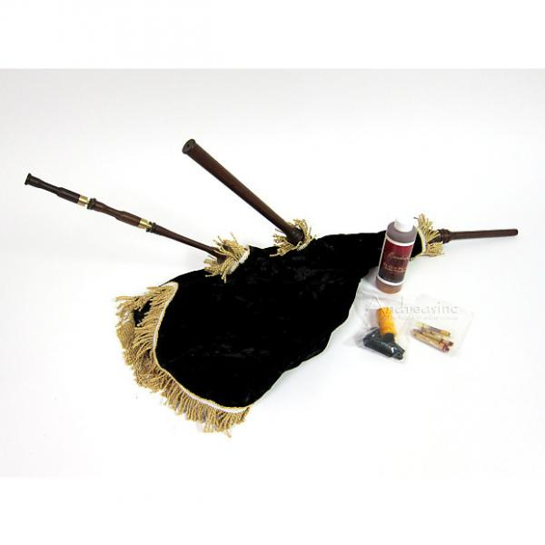 Custom Roosebeck Medieval Smallpipes #1 image