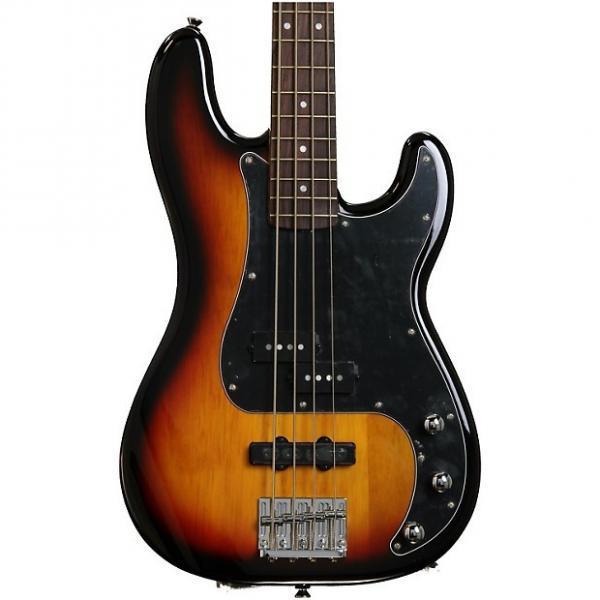 Custom Squier Vintage Modified Precision Bass PJ - 3-Color Sunburst #1 image