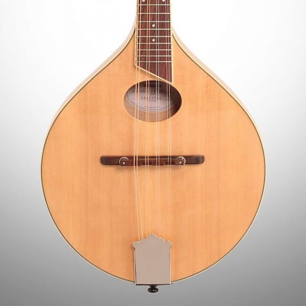 Custom Breedlove Crossover OO Mandolin (with Gig Bag), Natural #1 image