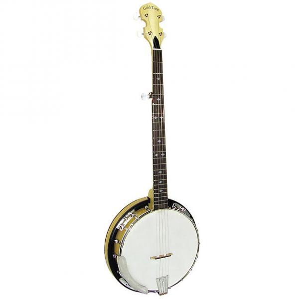 Custom Gold Tone CC-100R Cripple Creek 5 string Banjo w/ Resonator #1 image