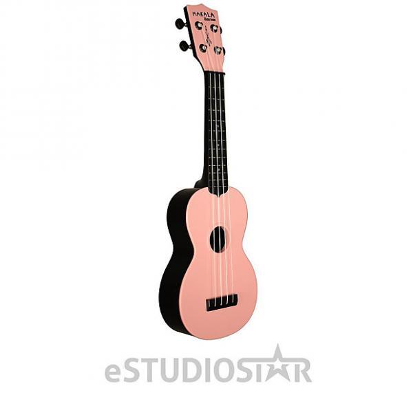 Custom Kala MK-SWB/PK Makala Waterman Soprano Ukulele Soft Pink #1 image