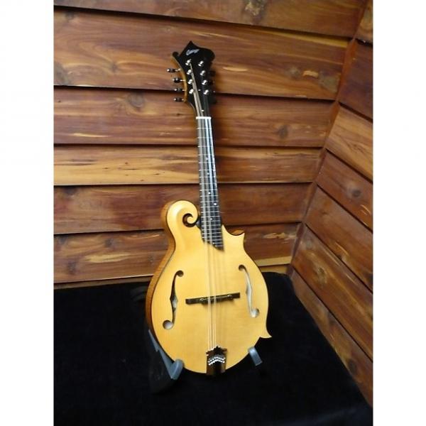 Custom Collings Mandolin MF Honey Amber #1 image