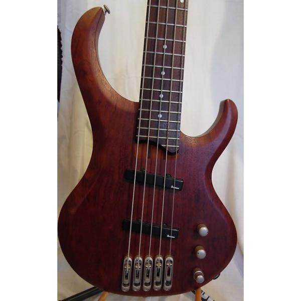 Custom Ibanez BTB 5 String Bass #1 image