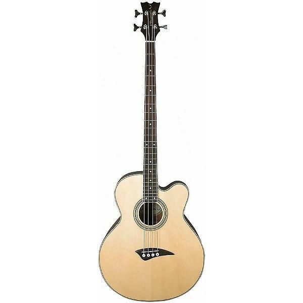 Custom Dean Playmate EABC 4-String Acoustic-Electric Single-Cutaway Bass Guitar #1 image