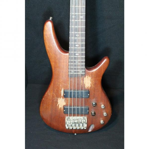 Custom Ibanez Soundgear SR505  Brown Mahogany Rosewood Fretboard #1 image