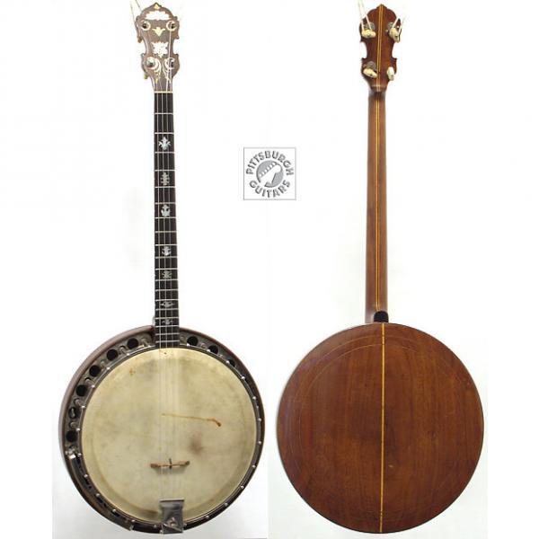 Custom 1928 Paramount Style B Tenor Banjo #1 image