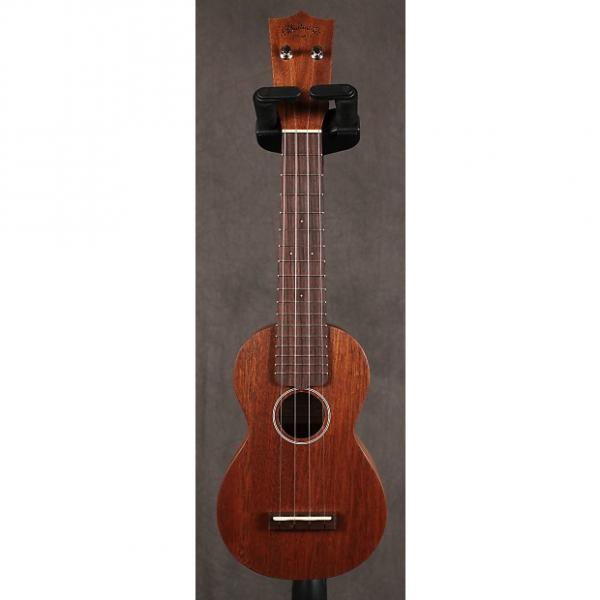 Custom Martin S1 Soprano Uke Natural Finish #1 image