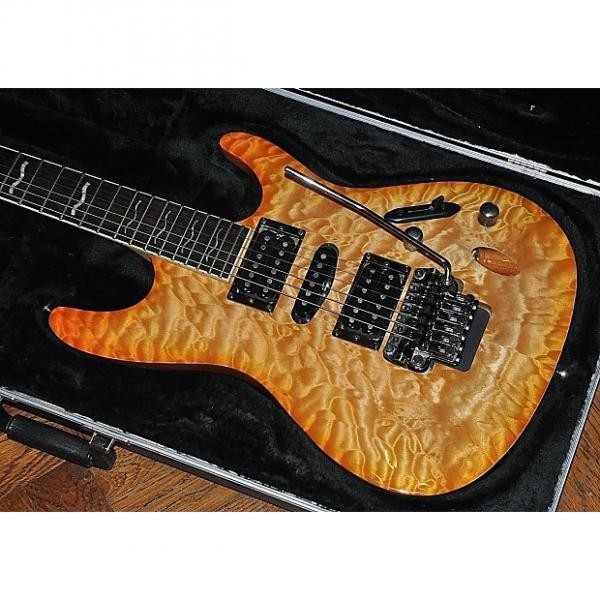 Custom martin acoustic guitars 2004 martin strings acoustic Ibanez dreadnought acoustic guitar S470DXQM martin acoustic guitar Quilted acoustic guitar strings martin Maple - Wizard II Neck - ZR Tremolo - Black Chrome - Ibanez Hardcase #1 image