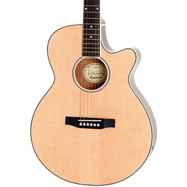 Epiphone PR-4E Acoustic/Electric Guitar Player Package #2 image