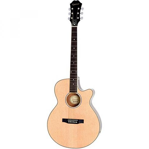 Epiphone PR-4E Acoustic/Electric Guitar Player Package #3 image